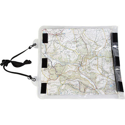 Highlander Roamer Water Resistant Transparent PU Map Case