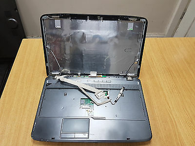 ACER ASPIRE 5735 5735Z SERIES LCD TOP LID BEZEL HINGES, back cover etc.