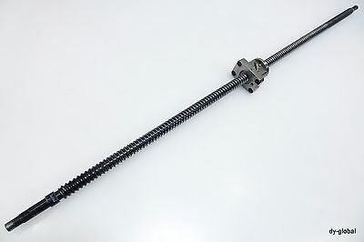 NSK Used W1608FA-1P-C3Z+835L Ground Ball Screw discolored long 1605 size linear