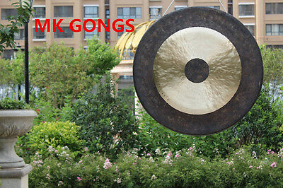 44''/110cm Chau gong with free mallet China Classic percussion instrument