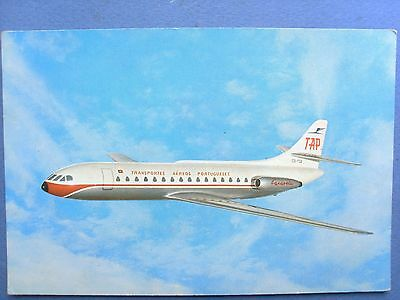 aviation ,caravelle portuguese airways