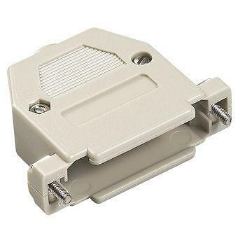 RadioShack 9- and 25-Position Non-Shielded D-Sub Connector Hood(3-Pack) #2761549