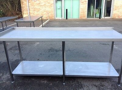 Stainless Steel Counter/worktop(catering,cafe,restaurant)