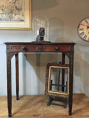 Regency Adam Style Side Table Country House Antique