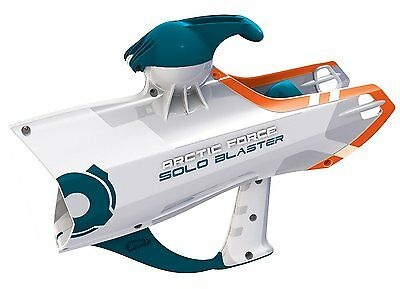 Wham-O Arctic Force Snowball Blaster Solo Target Game Outdoor Snow Launcher