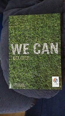 Scotland and Ireland - joint bid for Euro 2008 - Brochure outlining plans.