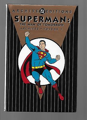 Superman: The Man of Tomorrow Archives #1 (Sep 2004, DC) SEALED NEVER READ