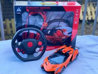 Remote Control Monster Truck Toy Car High Speed Radio Control Best Gift For Kids