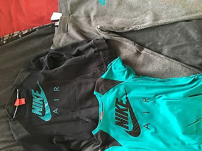 Boys Nike Tracksuit With Tshirt 12-13 Years