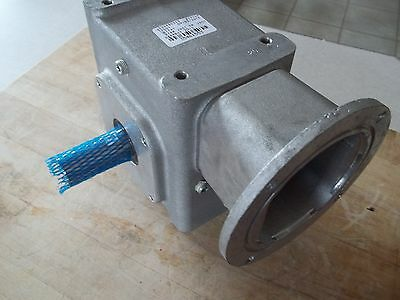 New Electra Gear Aluminum Worm Gear Reducer El-Bm-826-20-L-140 / Ratio 20:1