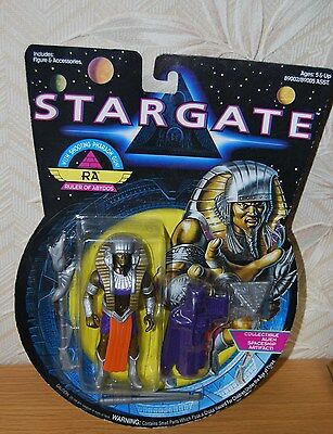 Stargate Movie Ra Ruler Of Abydos Action Figure Hasbro Toy 1994 Carded New