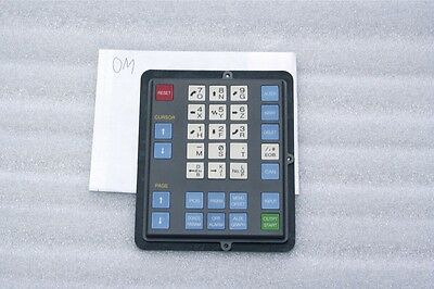 Keysheet Keypad FANUC 0M A98L-0001-0518#M02 Replacement
