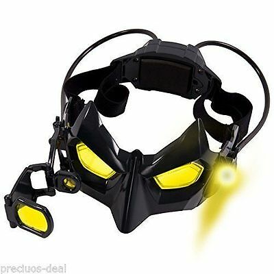 Spygear Batman Electronic Night Goggle Mask Toy Magnifying Glass View finder