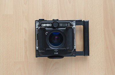 Cambo Wide 900 // Large format Camera // Schneider 90mm