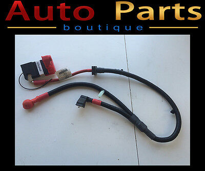 Land Rover Range Rover  2010-2012 Oem Genuine Positive Battery Cable Lr032024