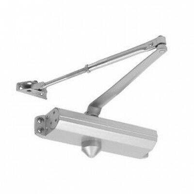 Tell TELL MANUFACTURING, INC. Commercial Grade 1 Door Closer, Size 4