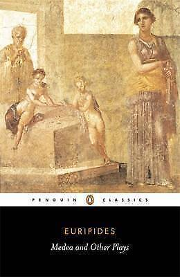 Medea and Other Plays: Medea/ Alcestis/The Children of Heracles/ Hippolytus:  A…