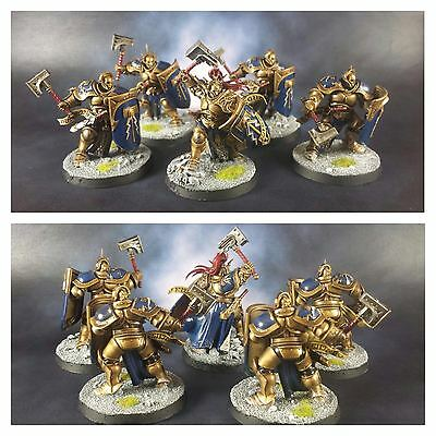 5X Liberators Warhammer Age Of Sigmar Stormcast Eternals Pro Painted Aos