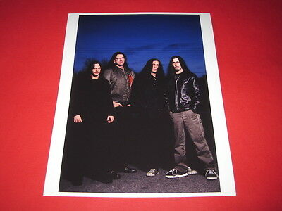 TYPE O NEGATIVE  10x8 inch lab-printed photo P/8698