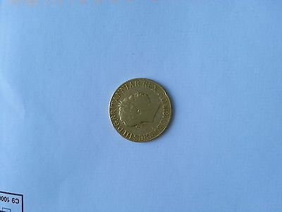 1818 George III Gold Sovereign
