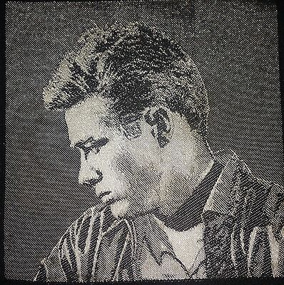 James Dean Vintage Woven Patch
