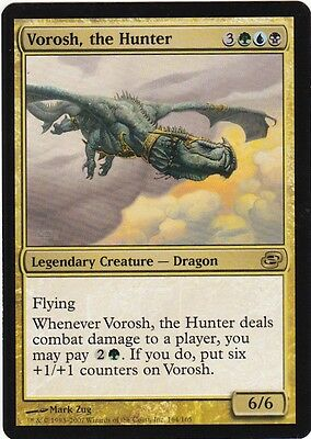 5x Magic the Gathering Cards, Legendary Dragons from various editions