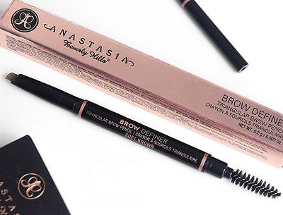 NEW Anastasia Beverly Hills Brow Definer Wiz Double Ended Eyebrow Pencil BNIB