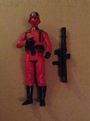 Action Man Action Force Red Shadow