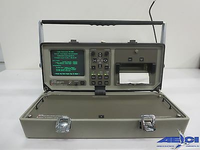 Laser Precision Corp Td9950 Optical Time Domain Reflectometer W/x-Y Plotter-6