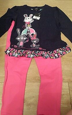 BNWT top and trousers set 3-4