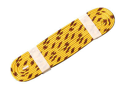 Yellow &Coffee Sageo Wrapping Cord for Japanese Samurai Tanto Katana Wakizashi