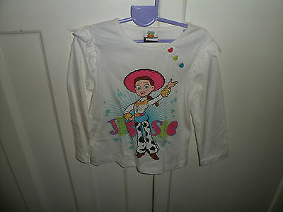 Girls Toy Story Jesse Long Sleeve Top 4-5 Years