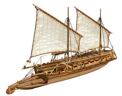 Cannon Jolle 1801 1/72 wooden kit ship model Master korabel MK0202