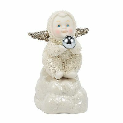 """Gorgeous New Snowbabies """"snowdream"""" Angel Of Peace Figurine - Sealed In Box"""