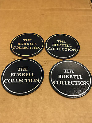 The Burrell Collection, Set of 4 Coasters