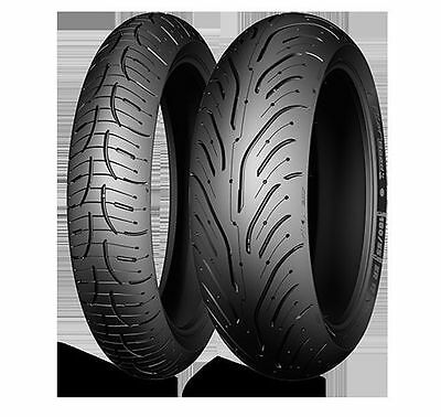Michelin Pilot Road 4 Motorcycle Tyre  Front 120/60 ZR 17 M/C (55W) TL Brand New
