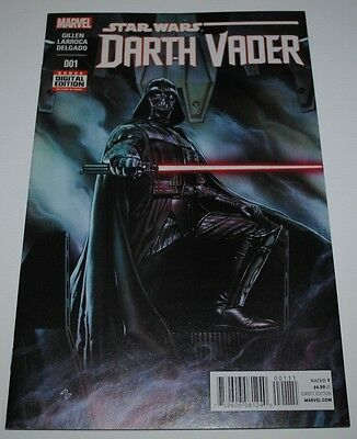 Star Wars Darth Vader (2015 Marvel) #1A NM