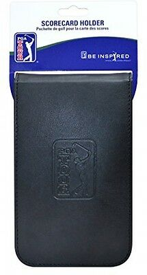 PGA TOUR Score Card Holder - Black