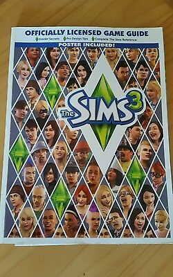 The Sims 3 PC Official EA Guide Book