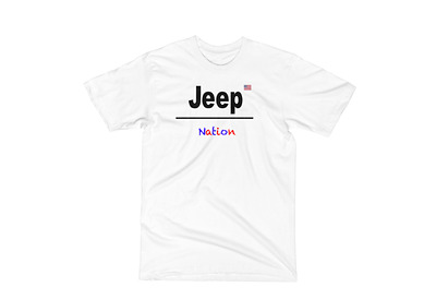 Jeep Nation T-Shirt (Canada + America)