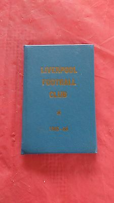 Liverpool 1965-66 Rugby Members Ticket and Fixture Card