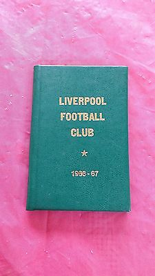 Liverpool 1966-67 Rugby Members Ticket and Fixture Card