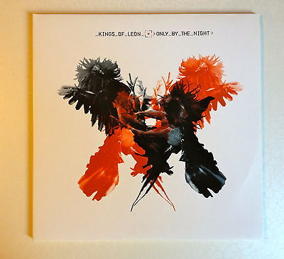 Kings Of Leon - Only By The Night * Vinyl Lp * Rare Original Mint * Free P&p Uk