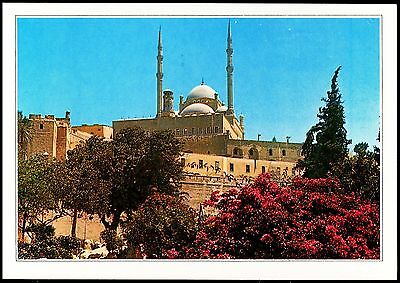 Postcard - Cairo The Mohamed Aly Mosque - Egypt Postally Used