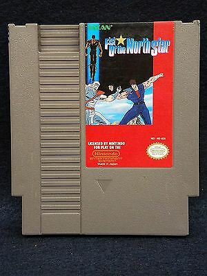 FIST OF THE NORTH STAR - Nintendo - GAME ONLY - TESTED! @
