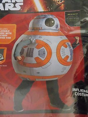 Rubie's Costume Star Wars Episode VII: The Force Awakens Deluxe BB-8 Inflatable