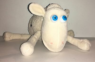 """Serta Mattress #1 Plush SHEEP, Promo/Advertising with tag """"HEY I was #1 First"""""""