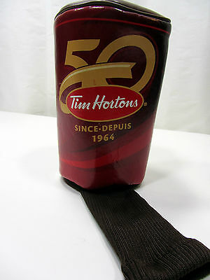 Tim Horton's 50th Anniversary Coffee Cup Golf Driver Cover