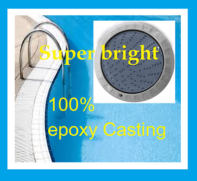 New_ Technology 360 Led Abs Super Bright Smd2835  Pool Light 7 Rgb / Remote