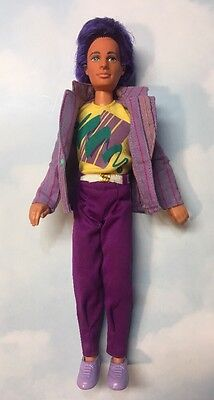Jem and the Holograms RIO doll clothes and shoes vintage Hasbro